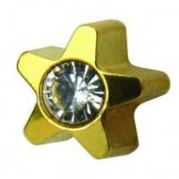Žvaigždutė su krištolo akute R501Y-4