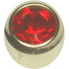 Su rubino akute (S) R207W